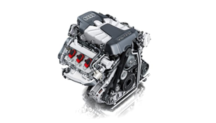 Audi A5 Cabriolet Engine