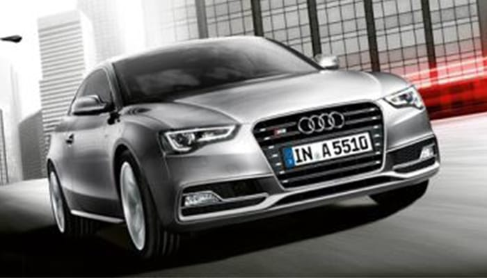 Audi S5 Coupe Design