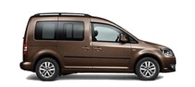 VW Caddy Mobility Van
