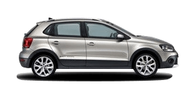 VW Cross Polo TSI DSG
