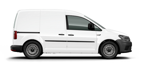 VW Caddy Delivery Van TSI Auto