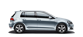 VW Golf TSI Comfortline Manual