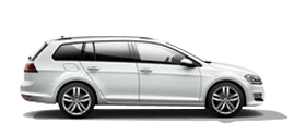 VW Golf Wagon TSI Auto Highline