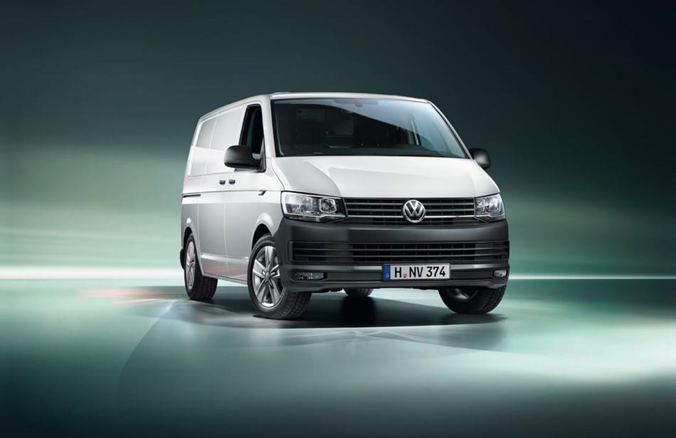 VW New Transporter