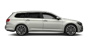 VW Passat Wagon TSI Highline