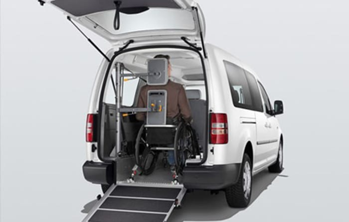 Volkswagen-New-Caddy-Mobility-Factory-Approved-rear-wheelchair-ramp