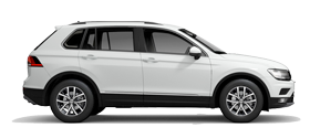 VW Tiguan Black