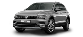 Tiguan TSI Highline 4MOTION