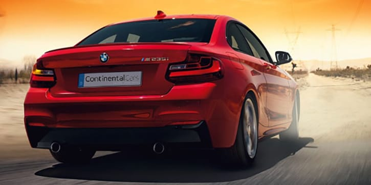 BMW 2 Series Coupe Unstoppable Energy and Smart Value