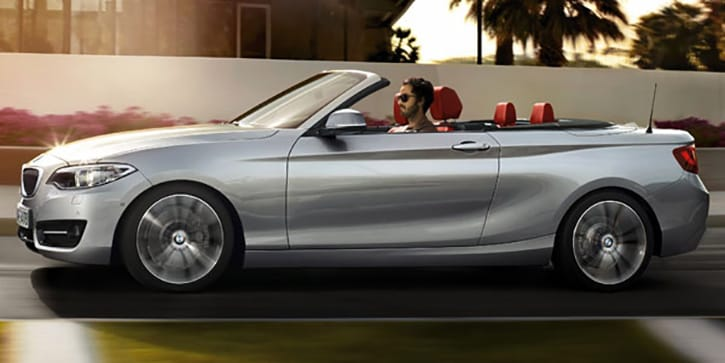 BMW 2 Series Convertible Great Value BMW Cool