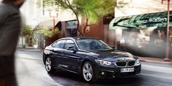BMW 4 Series Gran Coupe Pure Pleasure Is Your Return On Investment