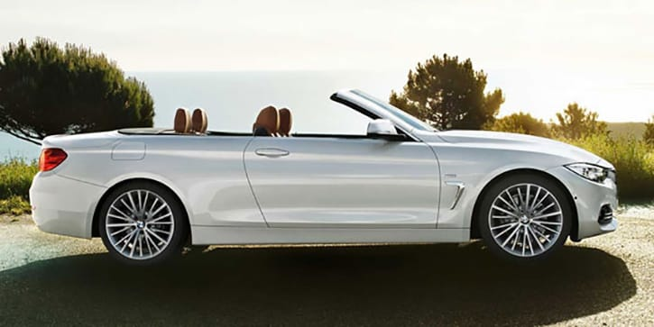 BMW 4 Series Convertible Feast Your Eyes