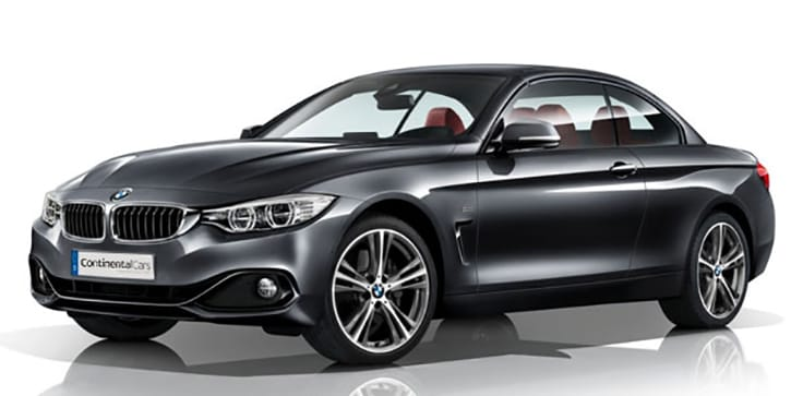 BMW 4 Series Convertible Power Hard Top