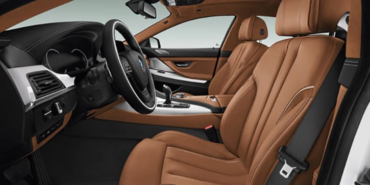 BMW 6 Series Gran Coupe Be Enveloped in Luxury