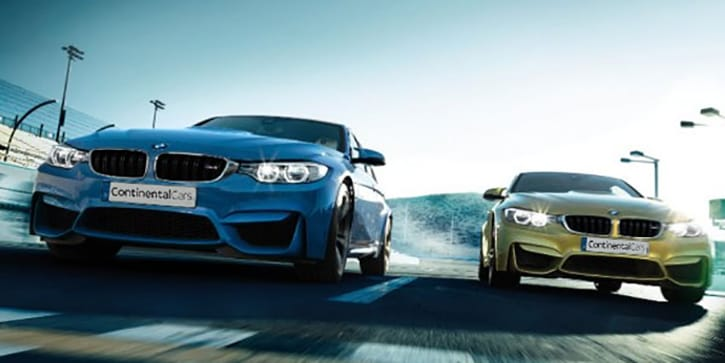 BMW M4 Coupe Adrenalin Charged Performance