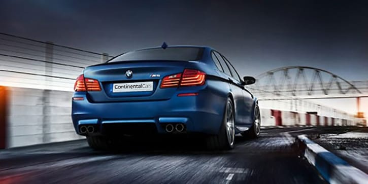 BMW M5 Sedan Active M Differential