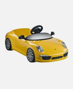 Porsche children's 911 Carrera electric car