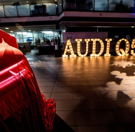 Audi Q5 Quick selection 3 MB-105